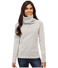 Arc'teryx Desira Sweater Cirrus Sky Women's Sweater White