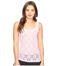 Hanky Panky Signature Lace Unlined Cami Blossom Women's Lingerie Pink