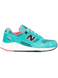 New Balance '530 Kinetic Imagination' Sneakers Green