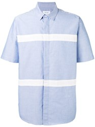 Soulland Dayan Shirt Blue