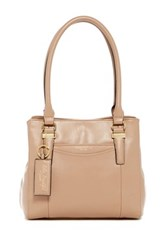 Tignanello For Keeps Leather Shopper Brown