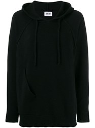 Each X Other Deconstructed Hoodie Black