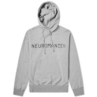 Aries Neuromancer Hoody Grey