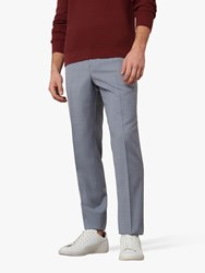 Jaeger Slim Melange Smart Trousers Grey