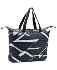 Under Armour Printed On The Run Tote Bag Black
