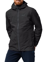 Jack Wolfskin Chilly Morning 'S Jacket Black