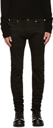 Diesel Black Gold Whiskered Skinny Jeans