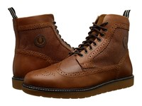 Fred Perry Northgate Boot Leather Tan Men's Lace Up Boots
