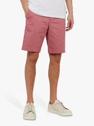 Ted Baker Selshor Chino Shorts Pink