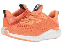Adidas Alphabounce Em Easy Coral Utility Black Easy Orange Women's Running Shoes
