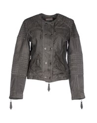 Pepe Jeans Coats And Jackets Jackets Women Grey