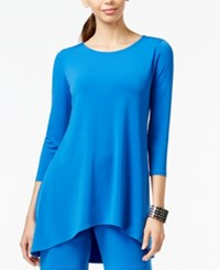 Alfani Petite High Low Jersey Tunic Top Only At Macy's