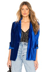Majorelle Fairbanks Blazer Blue