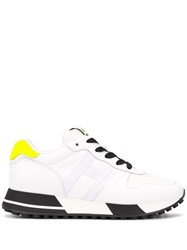 Hogan Interactive Low Top Sneakers White