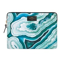 Wouf Blue Mineral Laptop Case