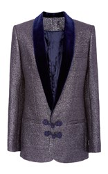 Racil Draco Silver Dust Dinner Jacket