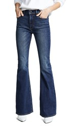 Hudson Holly High Rise Flare Jeans Vagabond