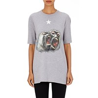 Givenchy Monkey Brothers T Shirt Light Gray
