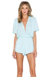 Mlm Label Ziggy Romper Mint