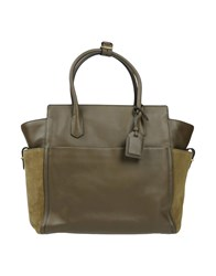 Reed Krakoff Handbags Military Green