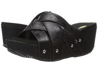 Volatile Jumper Black Women's Sandals