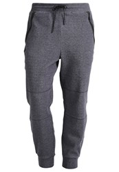 Gap Concord Tracksuit Bottoms Charcoal Heather Dark Grey