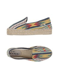 Manebi Footwear Espadrilles Men Green