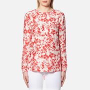 Boss Orange Women's Eflo Blouse Multi
