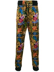 Versace Jeans Couture Baroque Print Joggers 60