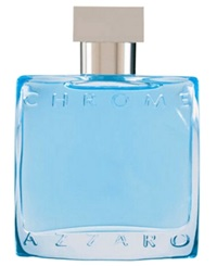 Chrome By Azzaro After Shave Lotion For Him 3.4 Oz. Berry