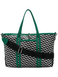 Pierre Hardy Polycube Tote Bag Black