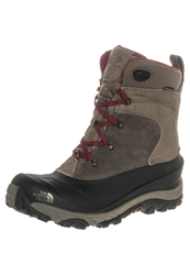 The North Face Chilkat Winter Boots Brown