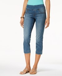 Styleandco. Style Co Ella Pull On Capri Jeans Created For Macy's Camino