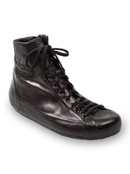 L'eclaireur Made By Hi Top Sneaker Black