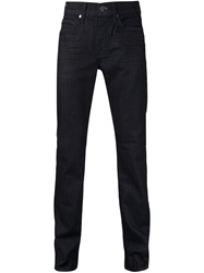 7 For All Mankind 'The Slimmy Deep Well' Jeans Blue
