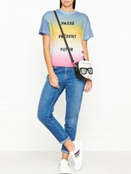 Wildfox Couture Tense Sonic T Shirt Multicolour