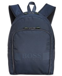 Hugo Boss Men's Backpack Navy