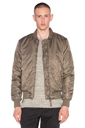 Bellfield Saltaire Bomber Taupe