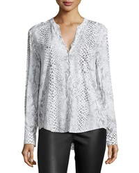 Soft Joie Anabella D Animal Print Blouse