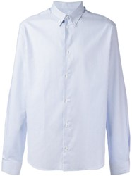 Iro 'Jur' Button Down Shirt Blue