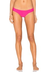 Beach Bunny Bunny Basics Tango Bottom Fuchsia
