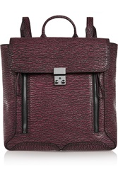 3.1 Phillip Lim The Pashli Textured Leather Backpack