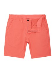 Paul Smith Men's Ps By Chino Stretch Shorts Pink