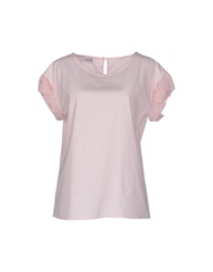 Philosophy Di Alberta Ferretti Blouses Light Pink