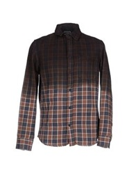 Altamont Shirts Cocoa