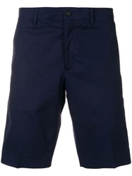 Prada Chino Shorts Blue