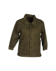 Levi's Made And Crafted Jackets Military Green