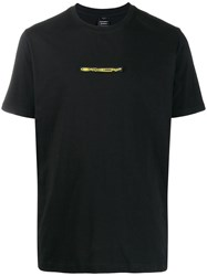 Oakley X Samuel Ross Logo Plaque T Shirt Black