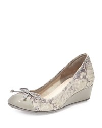 Air Tali Leather Wedge Pump Paloma Cole Haan