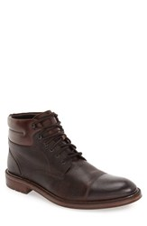 J And M Men's 1850 'Fulton' Cap Toe Boot